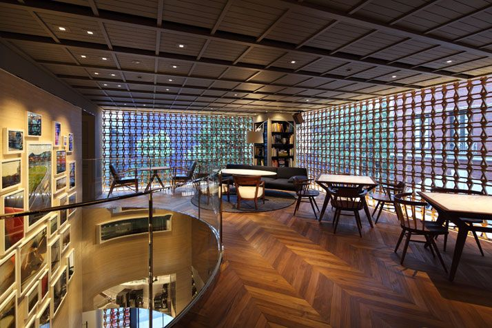 The First INTERSECT by Lexus Flagship Store In Tokyo, Japan | Yatzer