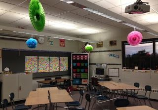 Middle School Math Rules!: Classroom Decor
