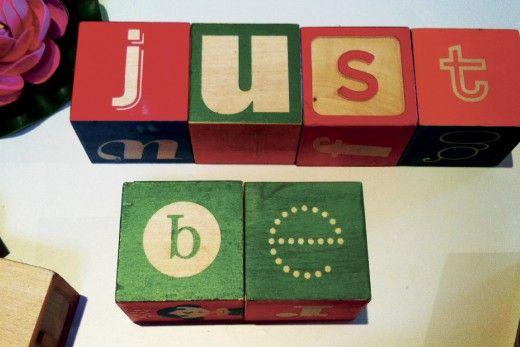 Just Be « Avant card #16286