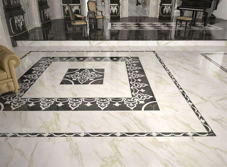 Azulejos con brillo para pavimento azulejos para suelos - Azulejos de suelo ...