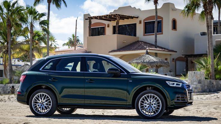 Mexiko, Baja California, Los Barriles: Audi Q5 - Bild: Sandra Schink