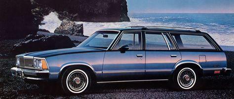 1981 Chevrolet Malibu Classic Wagon