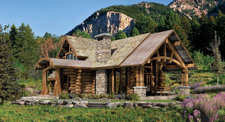 17 best ideas about log cabin modular homes on pinterest for Log cabin retreat