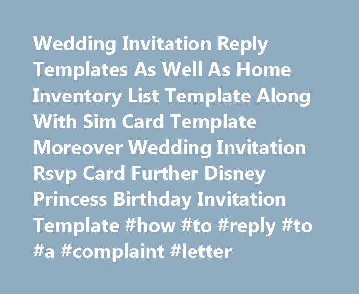 Wedding Invitation Checklist: Best 25+ Wedding Reply Cards Ideas On Pinterest