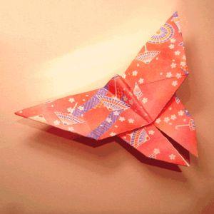 Origami farfalla per la primavera in arrivo scopri come crearlo!