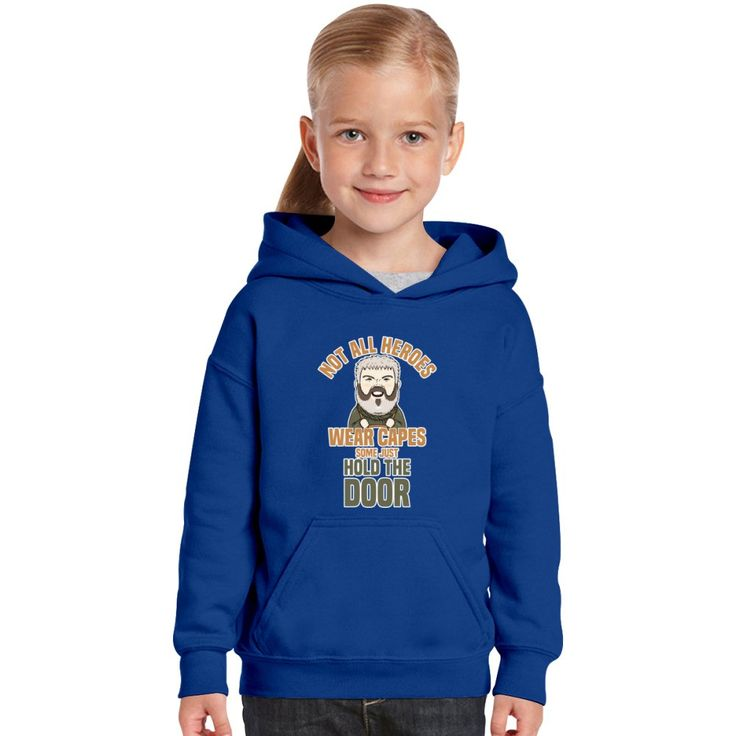 Hold The Door - Hodor Kids Hoodie
