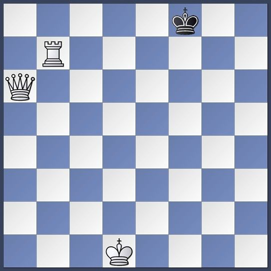 A guide to ten basic checkmates that every chess player should know, presented as a series of mate-in-one problems.