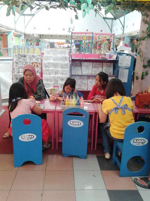 Kiddy @Cinere Mall