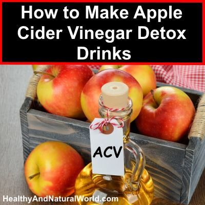 The Health Benefits of Apple Cider Vinegar + ACV Detox Drink Recipes - it speeds up your metabolism which helps with weight loss, improves circulation, balances pH (which helps reduce inflammation), breaks down bad cholesterol and so much more.