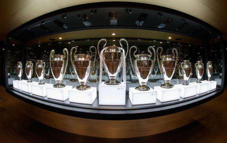 Real Madrid: La Undécima ya luce en el museo del Real Madrid