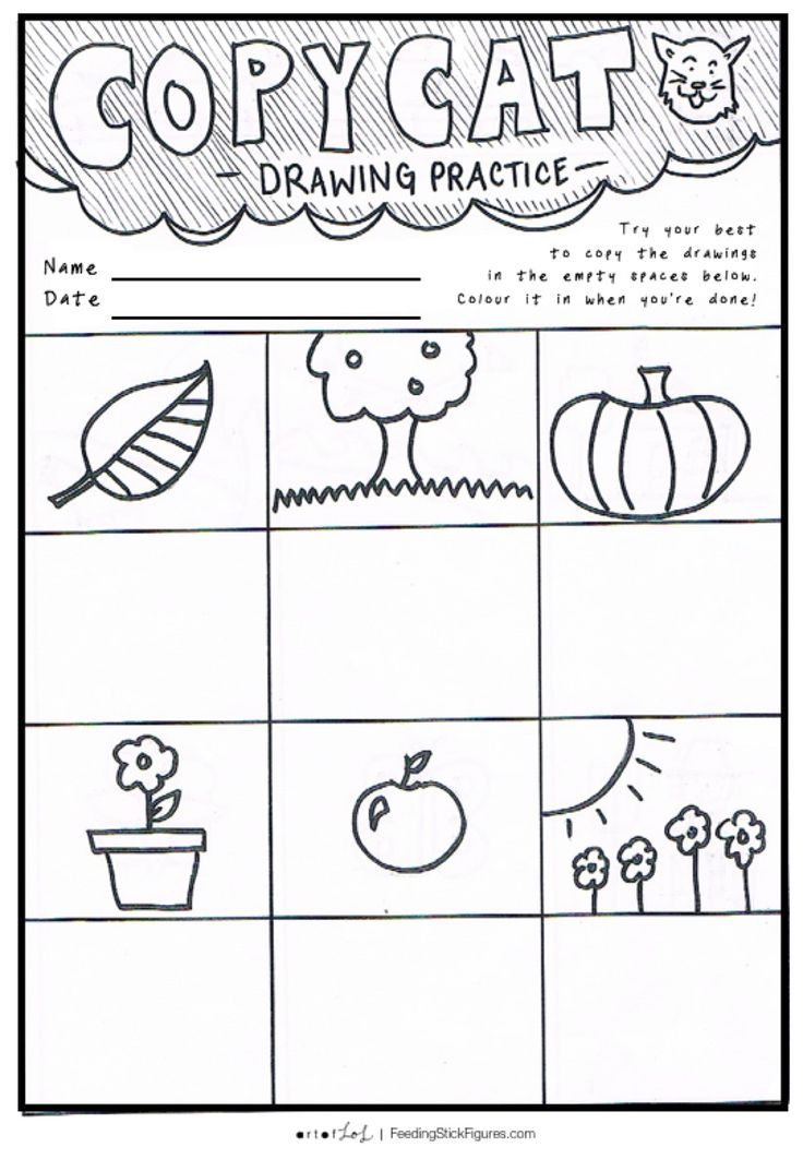 It's just an image of Lively Elementary Art Worksheets