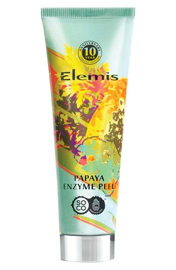 Elemis 'Papaya' Enzyme Peel available at #Nordstrom  For each peel sold, Elemis ensures that a child in Africa will receive a vaccination against the five leading African diseases, thanks to their partnership with a nonprofit called SOCO™.
