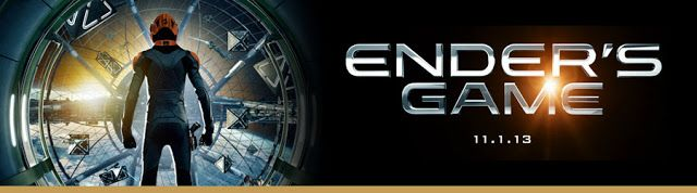 Ender's Game: Theatrical and Propaganda Posters   A Constantly Racing Mind