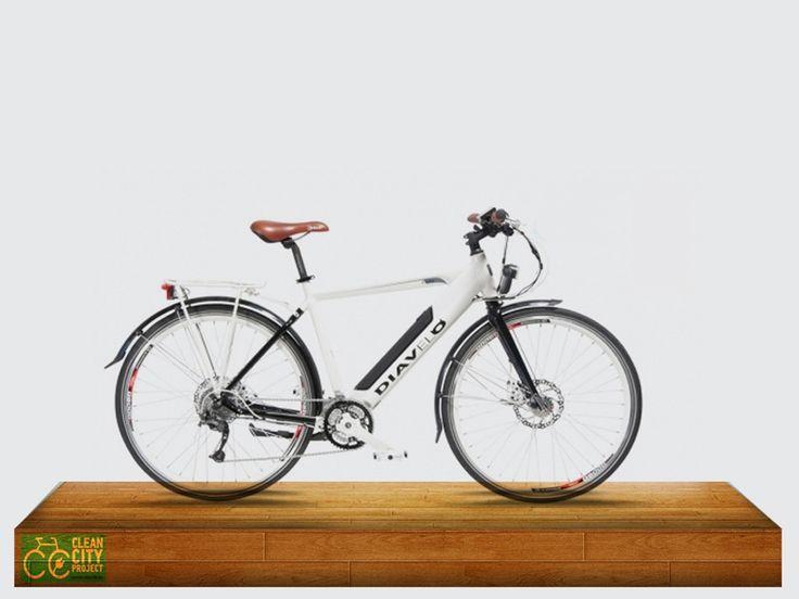 Ηλεκτρικά Ποδήλατα : Diavelo Pedelec Bragi Urban