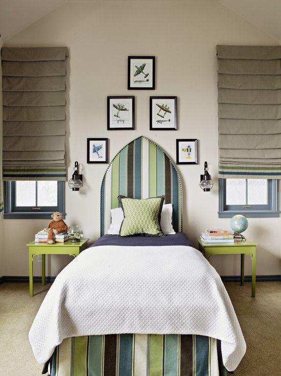 Boys Room Design,Tim Barber Ltd