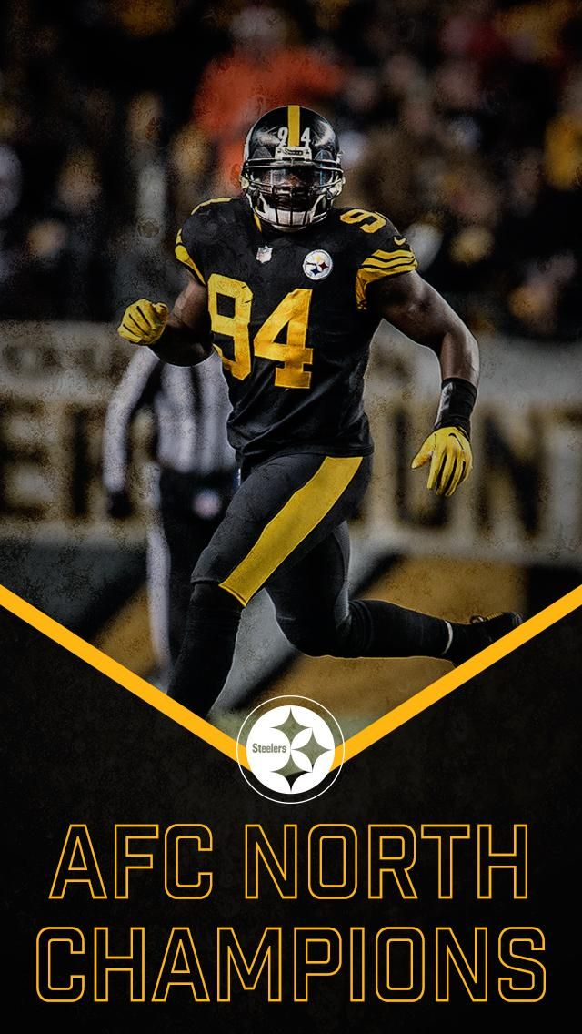 2016 AFC North Champs Edition: Lawrence Timmons #SteelersNation