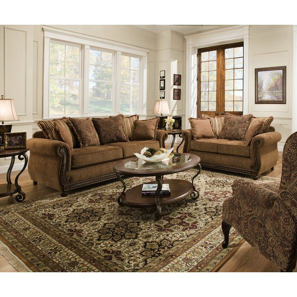 You Ll Love The Bridgette Configurable Living Room Set At Wayfair
