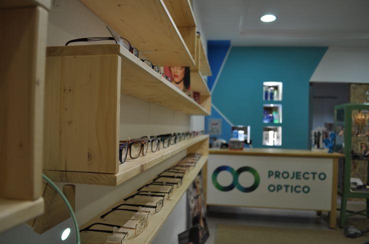 Projecto Optico em Quinta Do Conde, Setúbal  Optica, Oculista, Optometria, Contactologia