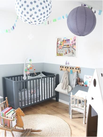 Kid's spaces from La Petite's Issue 9 via simply grove
