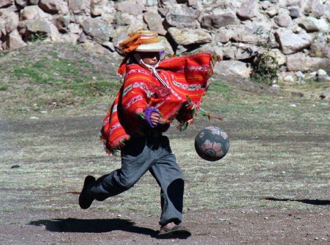 Futbol! Spoken everywhere!