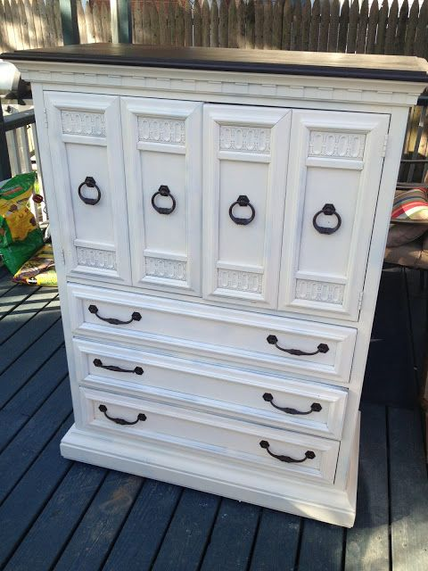Best 25 Refurbished Dressers Ideas On Pinterest