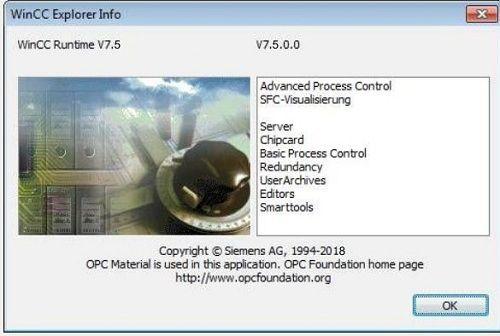 Siemens Simatic WinCC v7 5 x64 | Full Software | Software, Design