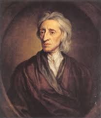 John Locke (1632-1704) John Locke vond dat ieder mens gelijke rechten heeft, dus iedereen is gelijk en vrij! Hij zei ook: De natuur maakt geen onderscheidt tussen de mens-> Natuurrechten, natturrechten: rechten die ieder mens heeft vanaf de geboorte
