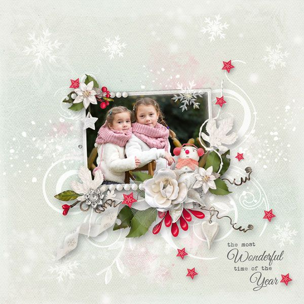 NEW*NEW*NEW Winter Walk Collection by Palvinka Designs  http://www.thedigichick.com/shop/Winter-Walk-Collection.html save 43%