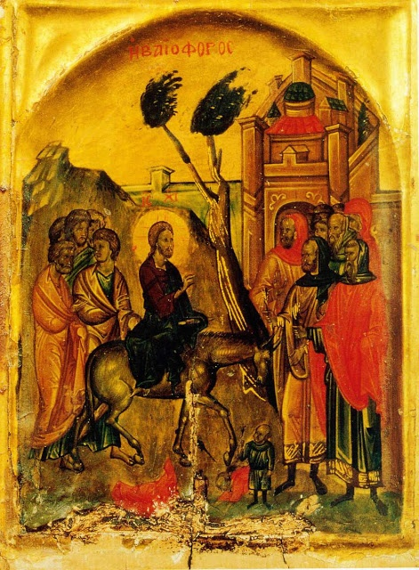 The Vaioforos - XIII century Icon at the Holy Monastery of Saint Catherine