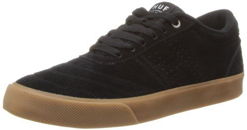 Huf Skate Shoes - Huf Galaxy Skate Shoes - Blac... - http://on-line-kaufen.de/huf/12-uk-huf-skate-shoes-huf-galaxy-skate-shoes-blac