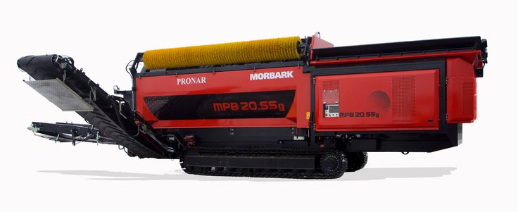 ON 23rd January Pronar-Morbark MPB 20.55g in Los Angeles in the US. This is the result of Polish – American partnership in the field of recycling machines. Thanks to the cooperation with the American company – Morbark LLC of Michigan the latest model of MPB 20.55g Pronar-Morbark on crawler tracks debuted on the market. It …