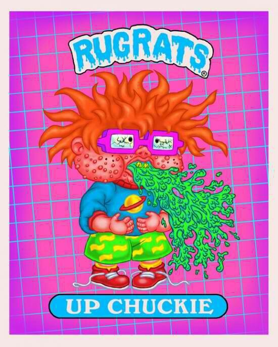 """""""Up Chuckie"""" by Suhko Lee"""