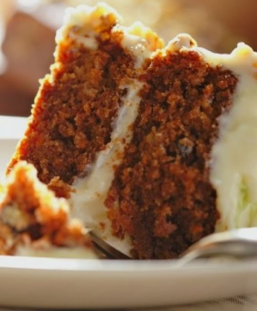 Moist Carrot Cake Recipe – Yummyship