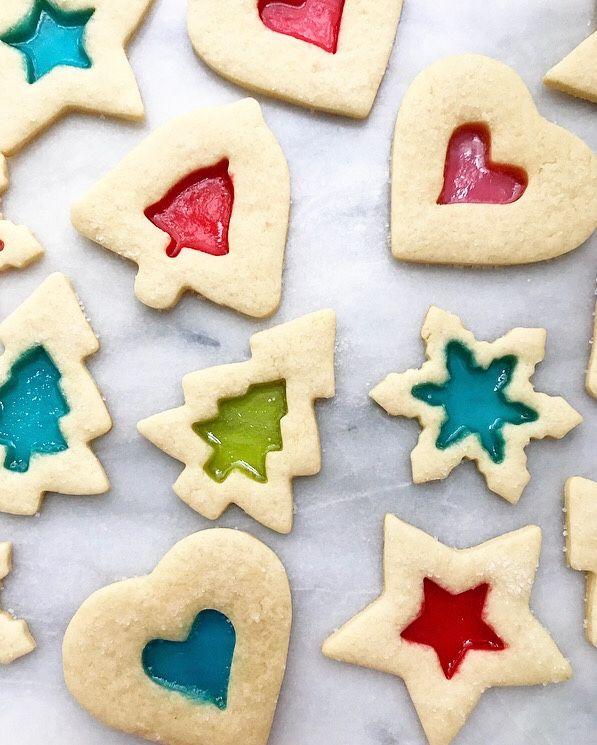 Wordpress Com Stained Glass Cookies Christmas Dessert Cookies Christmas Food
