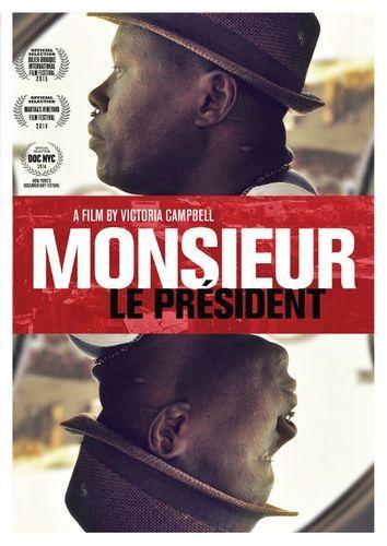 Monsieur Le President [DVD] [2014]