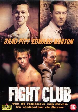 Fight Club holds a special place in my heart