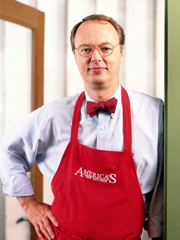 Chris Kimball From Americans Test Kitchen