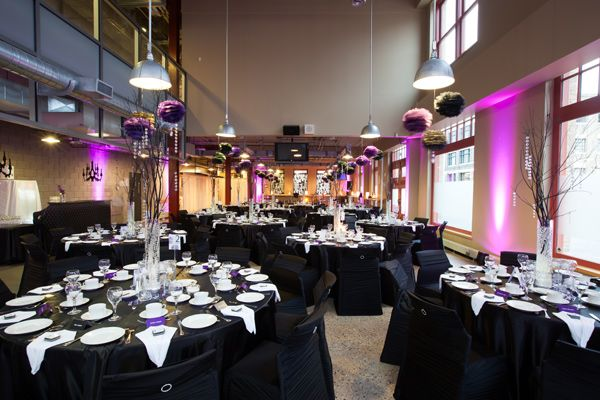 The Roblin Centre (on Princess Street) Wedding Wedding Venues - #AmandaDouglasEvents