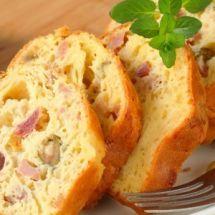 Cake aux olives sur Recettes.net