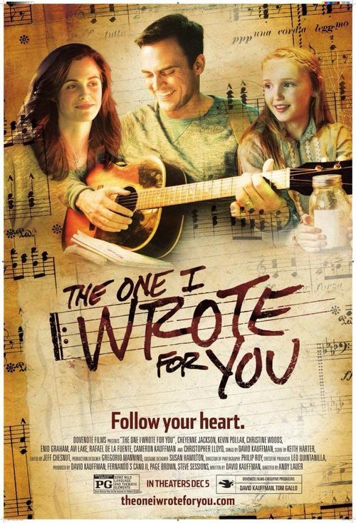 Watch->> The One I Wrote For You 2014 Full - Movie Online