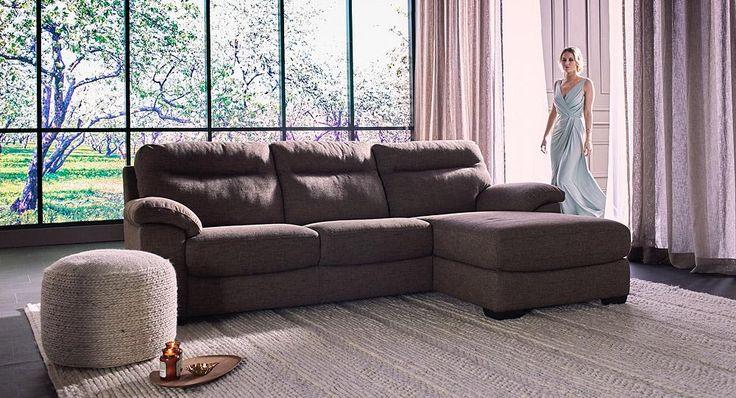 Martis fabric lounge