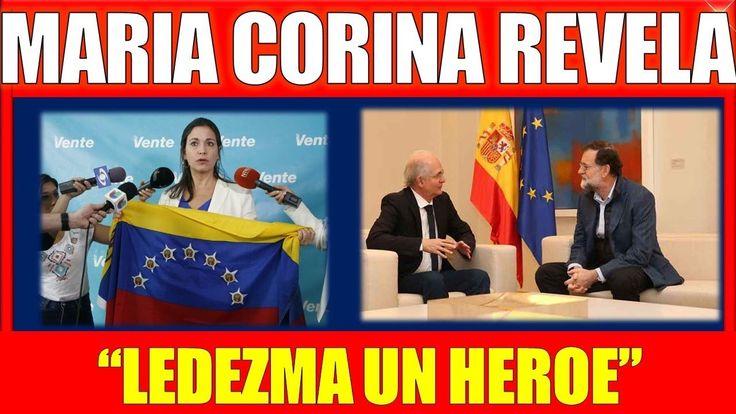 ultimo minuto VENEZUELA 19 NOVIEMBRE 2017,MARIA CORINA Revela Sobre LEDE...