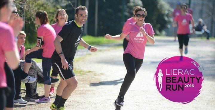 Di corsa verso Lierac Beauty Run: la festa inizia sabato mattina!