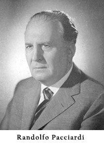 (1899-1991) È stato un politico e antifascista italiano, esponente del Partito Repubblicano Italiano.  30º grado del Rito Scozzese Antico Ed Accettato del Grande Oriente d'Italia.