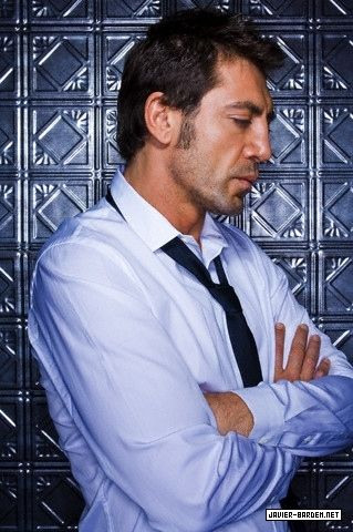 Javier Bardem. What I wouldn't do to you...