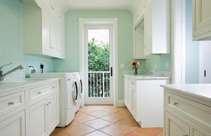 Modern Laundry Room Storage Design - Home Decorating Ideas | Home Interior Design : Home Decorating Ideas | Home Interior Design