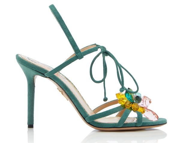 "Charlotte Olympia ""Million Dollar Mermaid"" Spring 2018 Collection 