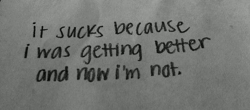 Depressed, sad, emo, emo scene, alone, life, quote
