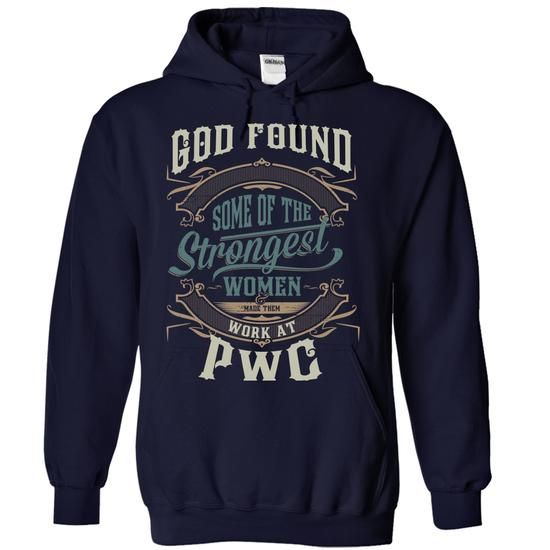 CPN6996 God found strongest woman PWC - #statement tee #purple sweater. SECURE CHECKOUT => https://www.sunfrog.com/LifeStyle/God-found-strongest-woman-3476-NavyBlue-17094379-Hoodie.html?68278