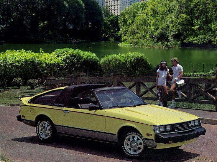 La première Celica est dérivée d'une berline classique et pour ne pas trop prendre de risques, les designers se sont fortement inspirés de la Ford Mustang pour sa conception